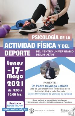 Psicología de la actividad física y del deporte