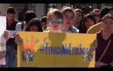 Marcha por la defensa del agua de Los Altos