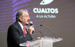 Fernando Lugo, Secretario Académico del Consejo de Acreditación en Ciencias Administrativas, Contables y Afines (CACECA)