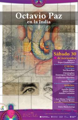 Octavio Paz en la India