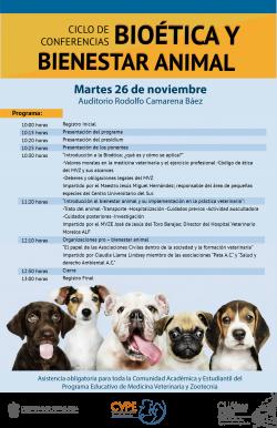 Foro veterinaria, 26 de noviembre