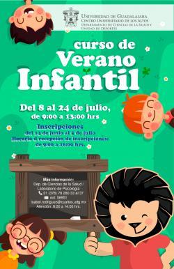 Curso de Verano Infantil 2019