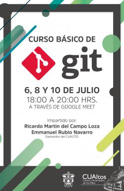 Curso básico de GIT