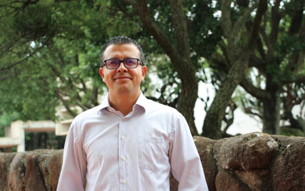 Dr. Luis Villalobos Villalobos, investigador de la Universidad de Costa Rica