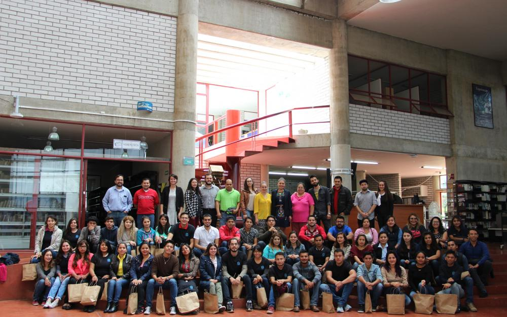 Cursan cerca de 45 alumnos verano de investigación en CUAltos