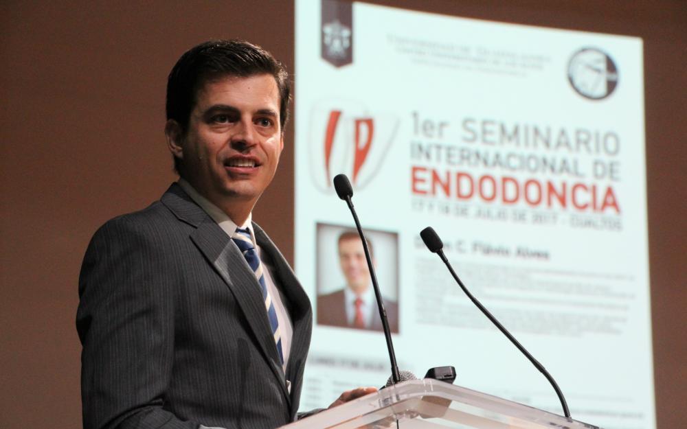 Inauguran Primer Seminario Internacional de endodoncia, con enfoque en infecciones endodónticas