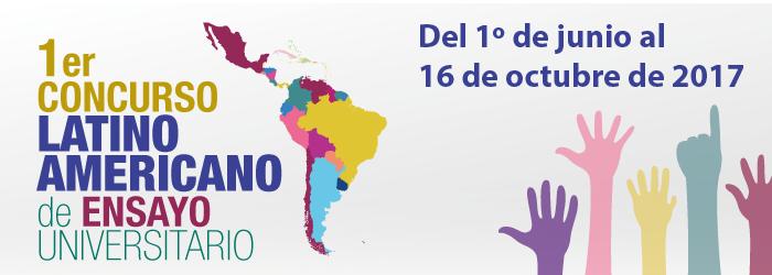 Primer Concurso Latinoamericano de Ensayo Universitario
