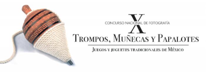 Concurso nacional de fotografía, jueguetes tradicionales de México