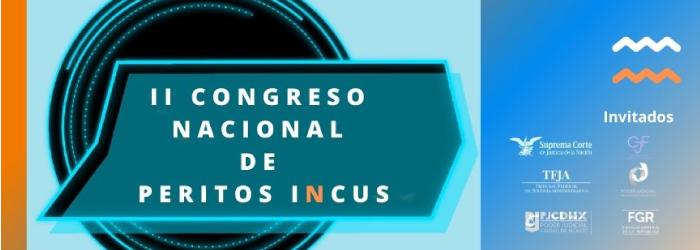 2do Congreso Nacional de Peritos INCUS