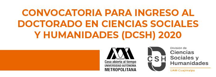 Doctorado DCSH