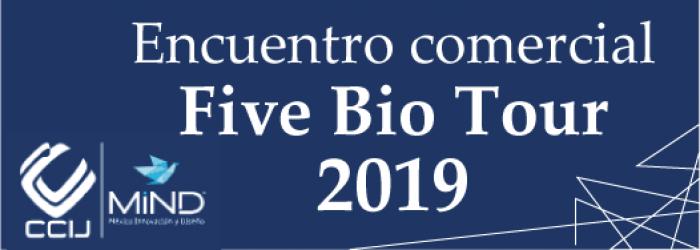 Encuentro Comercial Five Bio Tour 2019