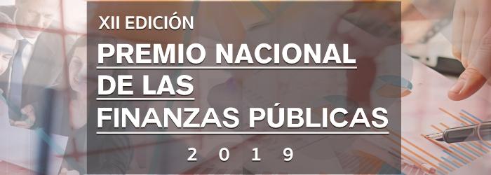 Premio Nacional de las finanzas Públicas