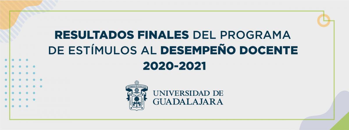 Desempeño docente 2020-2021