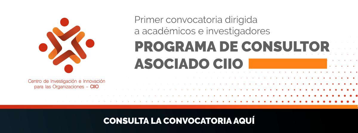 Consultor asociado CIIO
