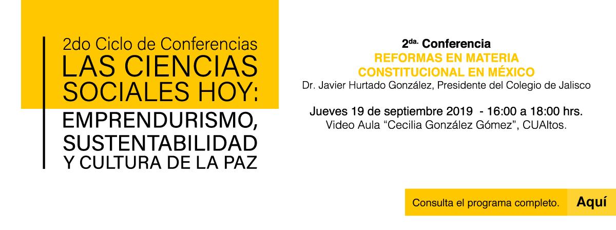 Reformas en materia constitucional en México
