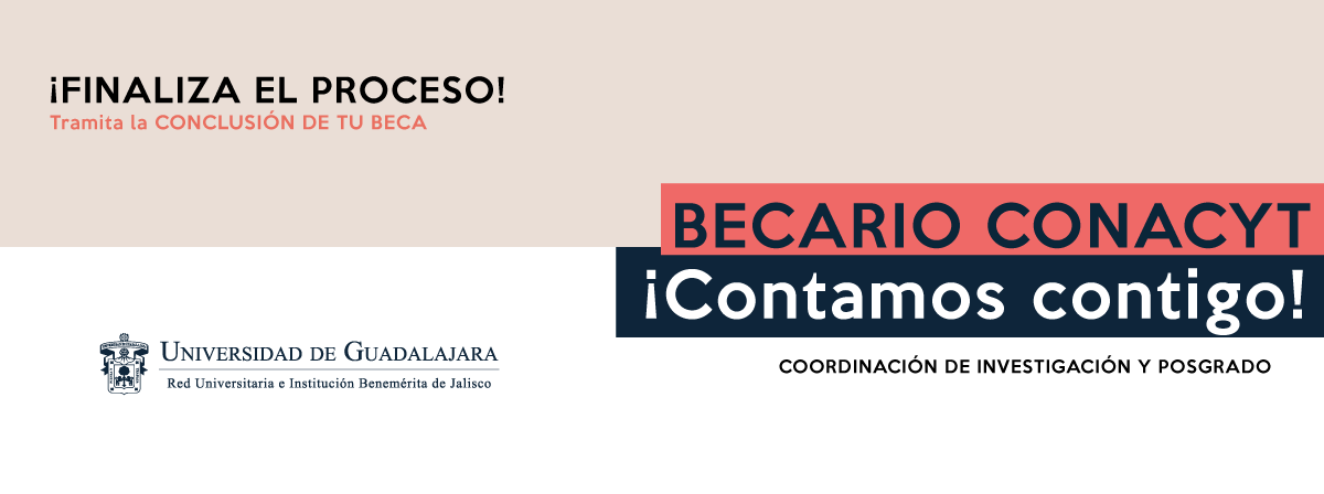 Becario CONACYT