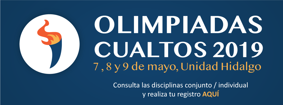 Olimpiadas CUAltos 2019