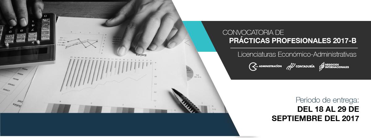 Practicas profesionales áreas Economico-Administrativas
